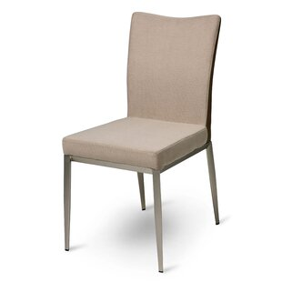 Trance Elan Upholstered Dining Chair by Michael Amini