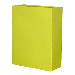 Alonzo Plastic Planter Box By Sol 72 Outdoor