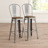 Fortuna Bar & Counter Stool (Set of 2) by Trent Austin Design