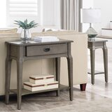 Cawley Condo/Apartment Console Table by Charlton Home®