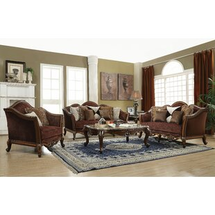 Nedlands 3 Piece Living Room Set By Astoria Grand