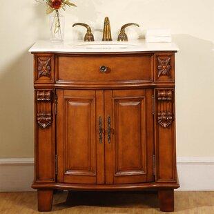 33 Single Bathroom Vanity Set by Astoria Grand