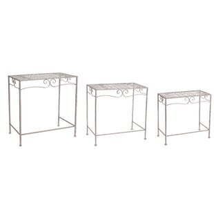 Truss 6 Piece Nesting Table Set