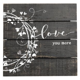 'Love' Wall D?cor by Prinz