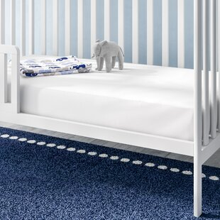 Albany 100% Cotton Waterproof Crib Mattress Protector By Viv + Rae
