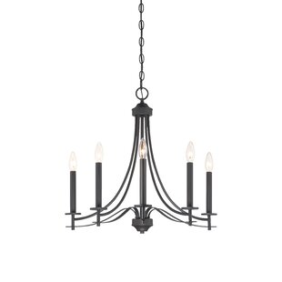 Naugatuck 5-Light Candle Style Chandelier by Alcott Hill