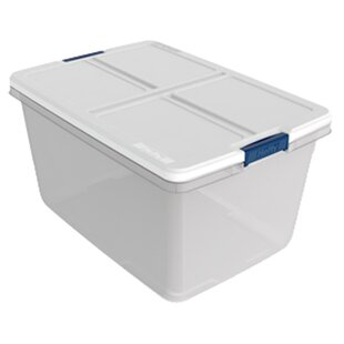 Plastic Storage Bins Totes Youll Love Wayfair