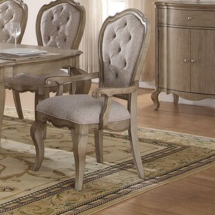 A&J Homes Studio Chelmsford Side Chair (Set of 2)