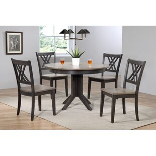 Alisha 5 Piece Dining Set by Alcott Hill Looking for
