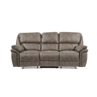 Red Barrel Studio Sareah Extra Plush Reclining Sofa