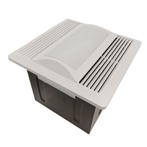 110 CFM Energy Star Bathroom Fan with Light / Nightlight