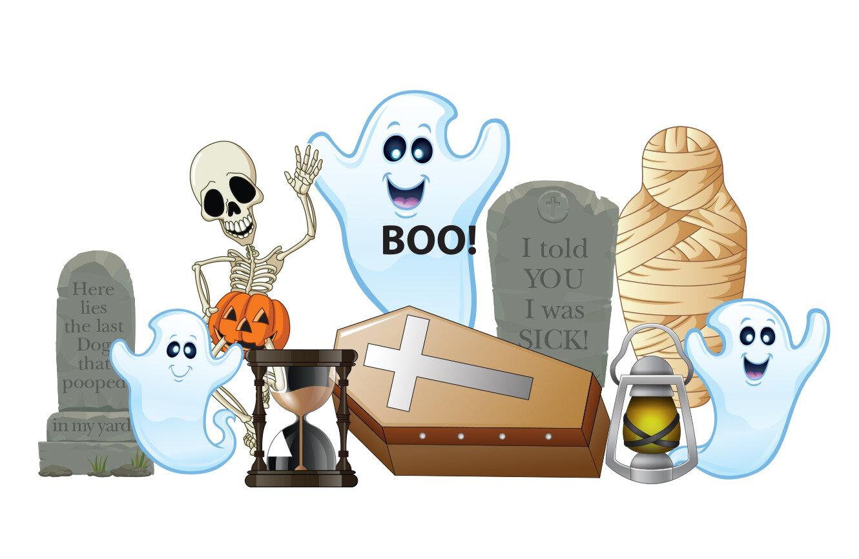 Advanced Graphics Spooky Fun Standup Wayfair