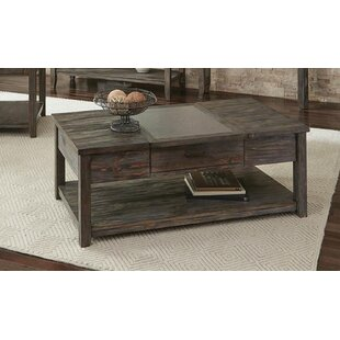 Salerno Coffee Table by Gracie Oaks