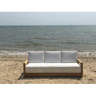 Bittle 3 Piece Teak Sofa Seating Group by Corrigan Studio