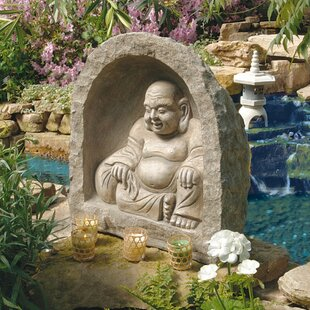 Design Toscano The Great Buddha Sanctuary Statue