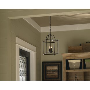 Charlton Home Reina 2-Light Lantern Pendant