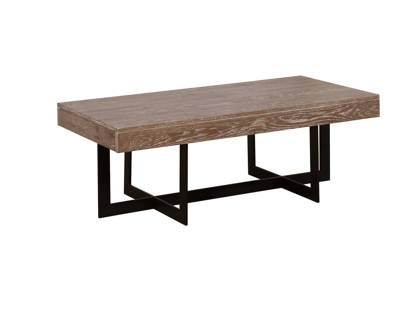 Foundry Select Colucci Cross Legs Coffee Table Wayfair