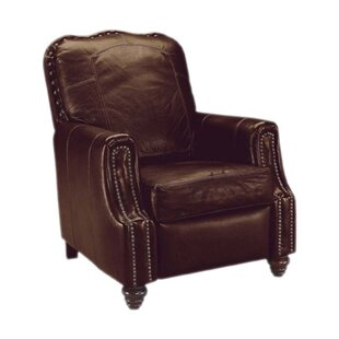 Madera Leather Manual Recliner