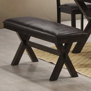 Andover Mills Johanson Upholstered Bench by Simmons Casegoods