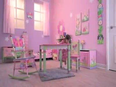 Fantasy Fields Magic Garden Toy Chest & Reviews   Wayfair