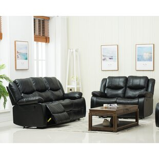 Container 2 Reclining Piece Living Room Set