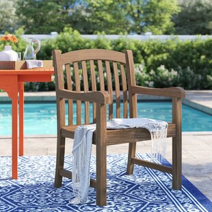 Brighton Teak Patio Dining Chair