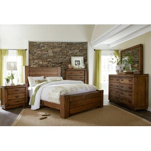 Shop Hilton 8 Drawer Double Dresser with Mirror By Loon Peak