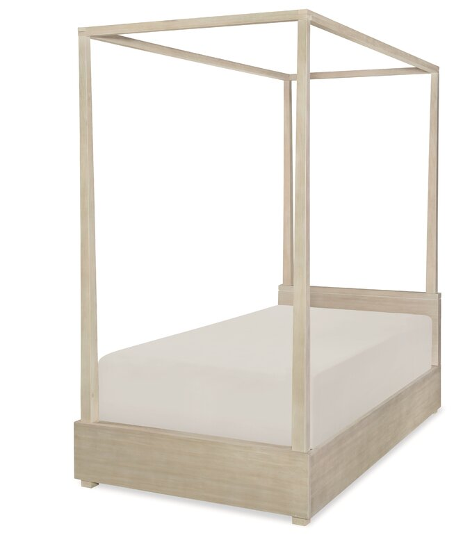 Indio Canopy Bed
