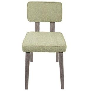 Brayden Studio Mccullar Upholstered Dining Chair (Set of 2)