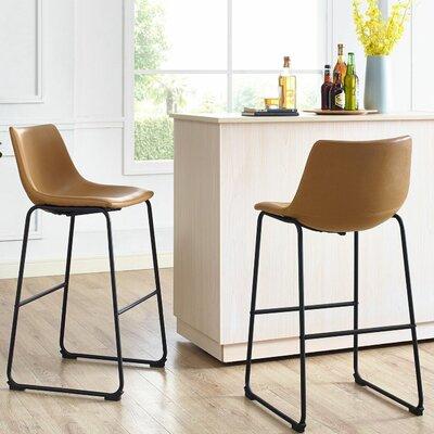 Phenomenal Latitude Run Mary Kate 30 Inch Bar Stool Upholstery Whiskey Ibusinesslaw Wood Chair Design Ideas Ibusinesslaworg