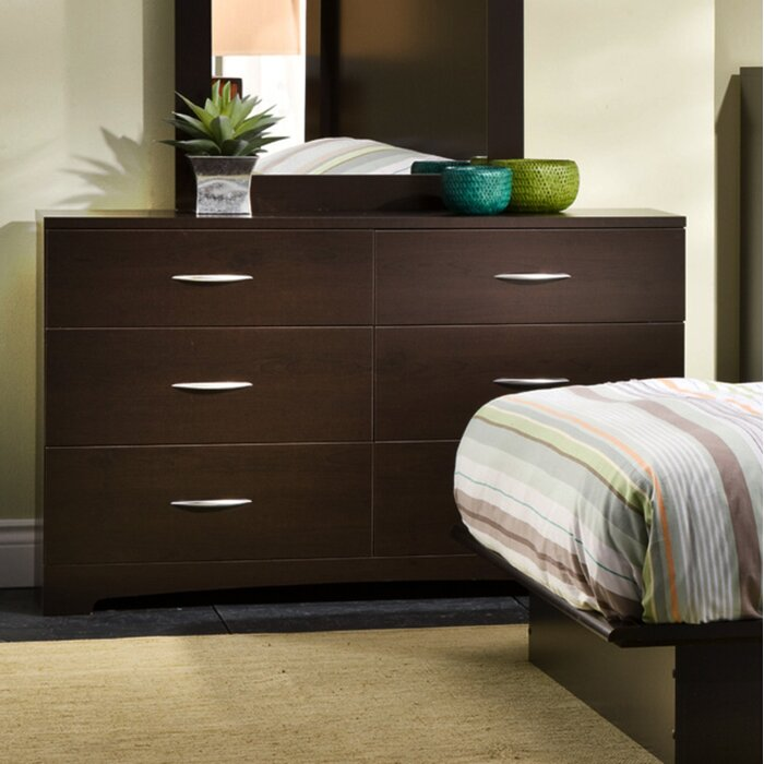 step south dresser reviews one shore ca wayfair furniture double drawer pdp