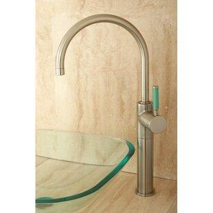 Kingston Brass Green Eden Vessel Sink Faucet