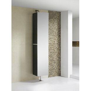 Stellan 15.75 W x 64.88 H Wall Mounted Cabinet by Orren Ellis