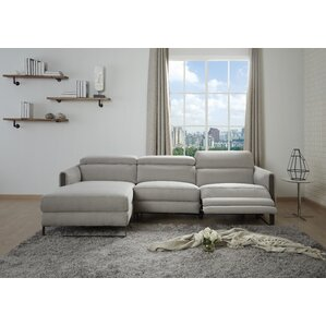 Spinella Fabric Motion Sectional by Brayden ..