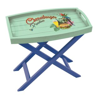 Compare Cheeseburger Side Table By Margaritaville
