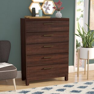 Shrout 5 Drawer Chest