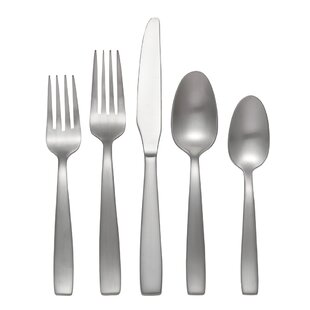 Everdine 20 Piece Flatware Set, Service for 4