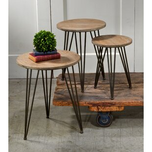 Tripar 3 Piece End Table