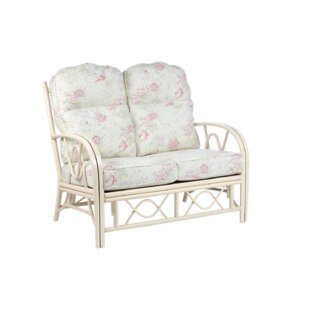 Hayley 2 Seater Conservatory Loveseat By Beachcrest Home