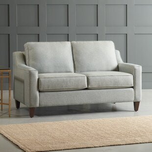 Shop for Jesper Loveseat by Wayfair Custom Upholstery™ Reviews (2019) & Buyer's Guide