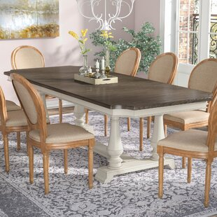 Ornithogale Extendable Dining Table by Lark Manor