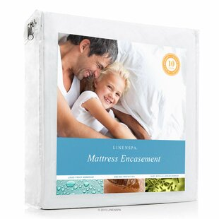 Linenspa Encasement Waterproof Mattress Protector
