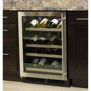 Marvel 27 Bottle Gallery High-Efficiency Single Zone Built-In Wine Cooler