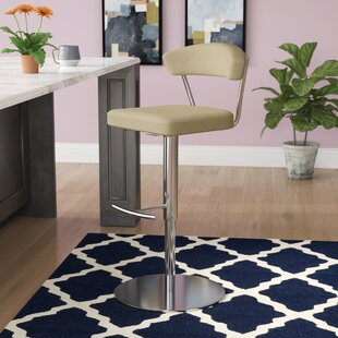Reviews Viviana Adjustable Height Bar Stool by Wade Logan Reviews (2019) & Buyer's Guide