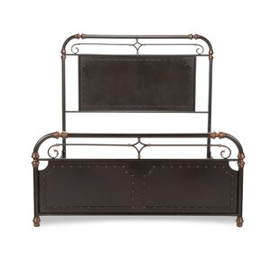 17 Stories Artem Panel Bed