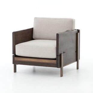 Design Tree Home Live Edge Armchair