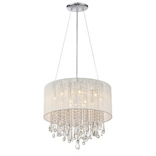 Read Reviews Chamberlin 12-Light Chandelier By Willa Arlo Interiors