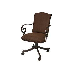 Cafferata Arm Chair by Fleur De Lis Living