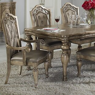 Liola Dining Side Chair (Set of 2) Astoria Grand