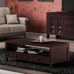 Traditional Coffee Table by Furnitech